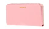 COCCINELLE Metallic Soft Zip Around Wallet Blossom online kaufen bei modeherz