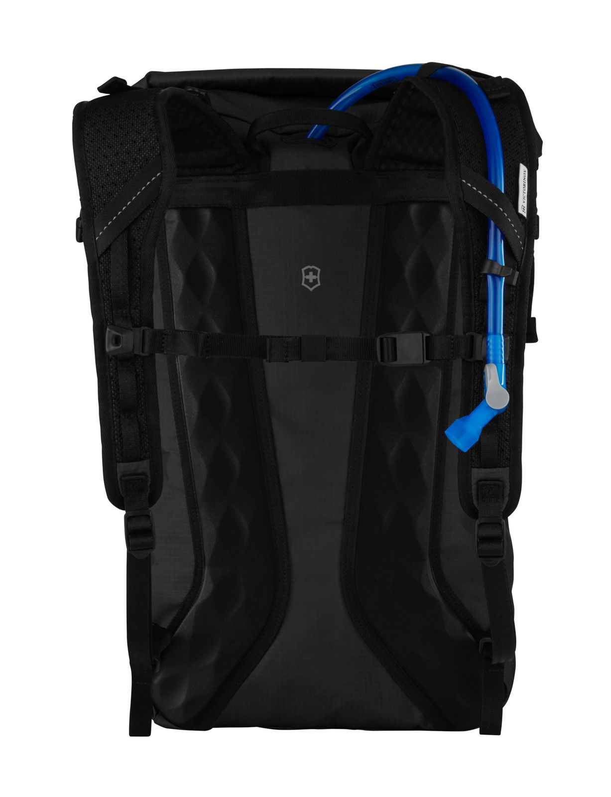 new lifestyle quality design competitive price VICTORINOX Rolltop Backpack Black