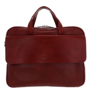Marc O'Polo Olin Business Bag M Burnt Cognac