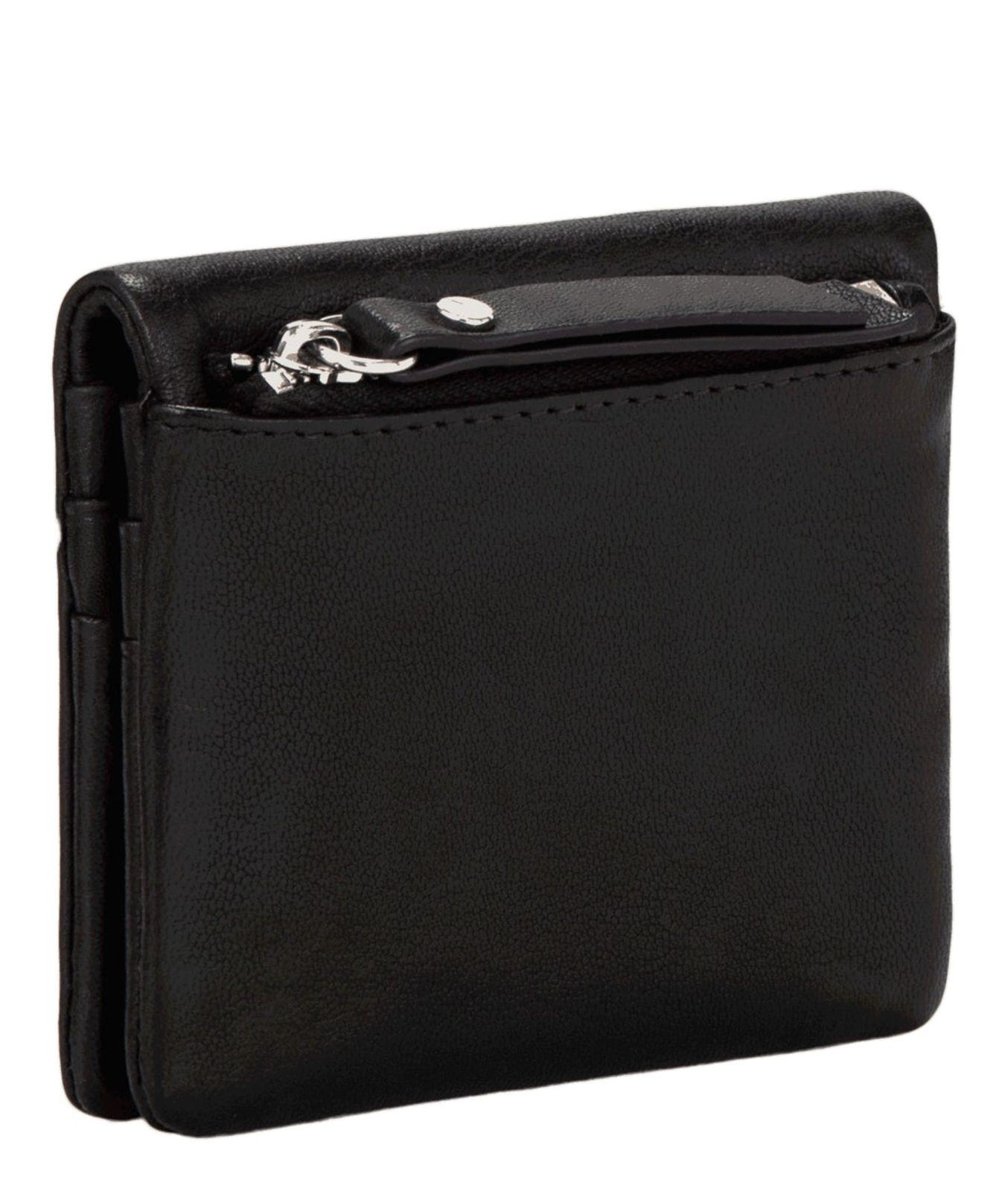 Liebeskind Berlin Pleat Wallet M Black