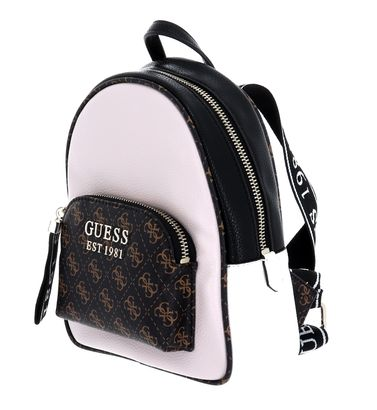 GUESS Haidee Large Backpack logo multi