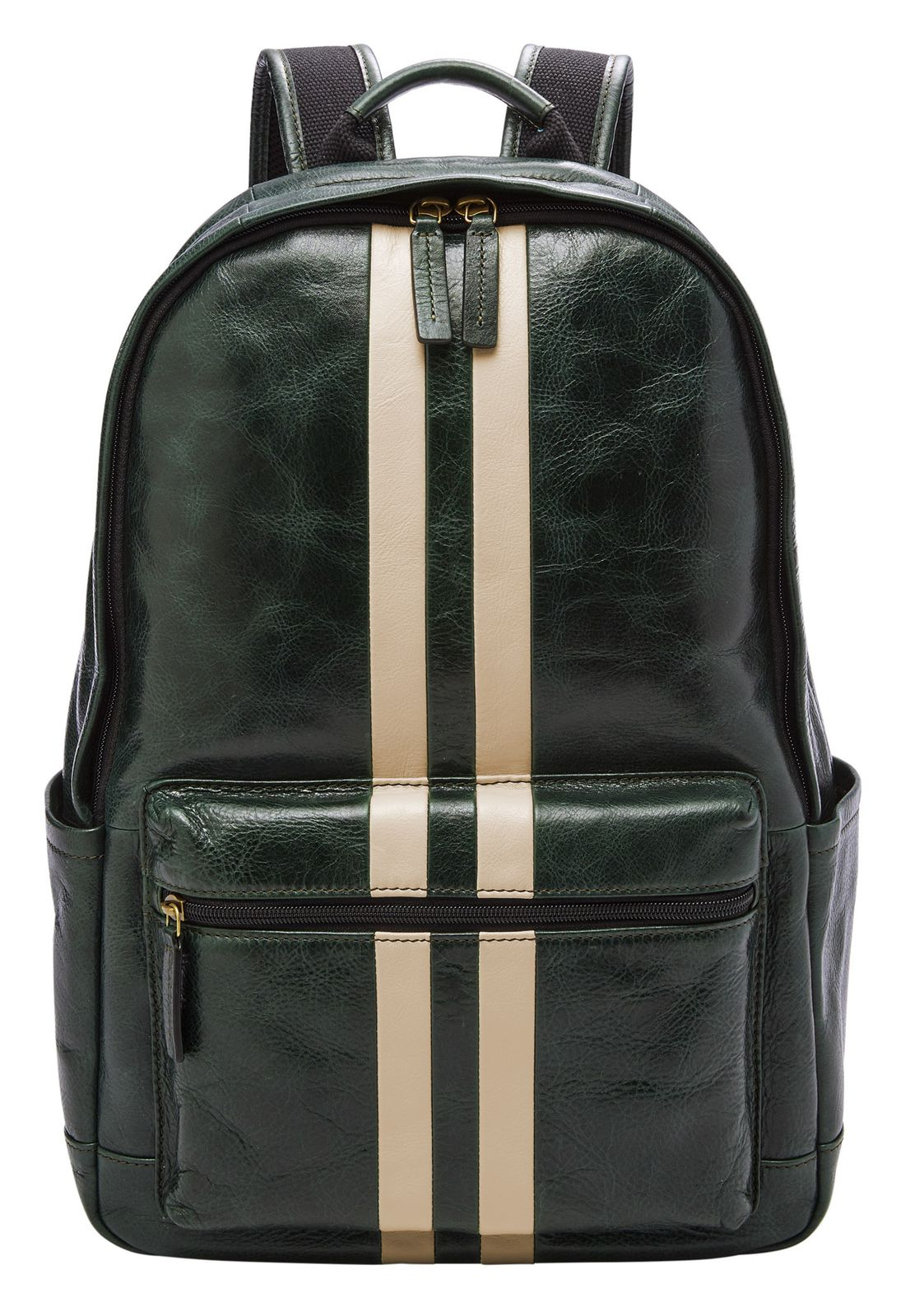 Fossil Mens Buckner Backpack Green One Size
