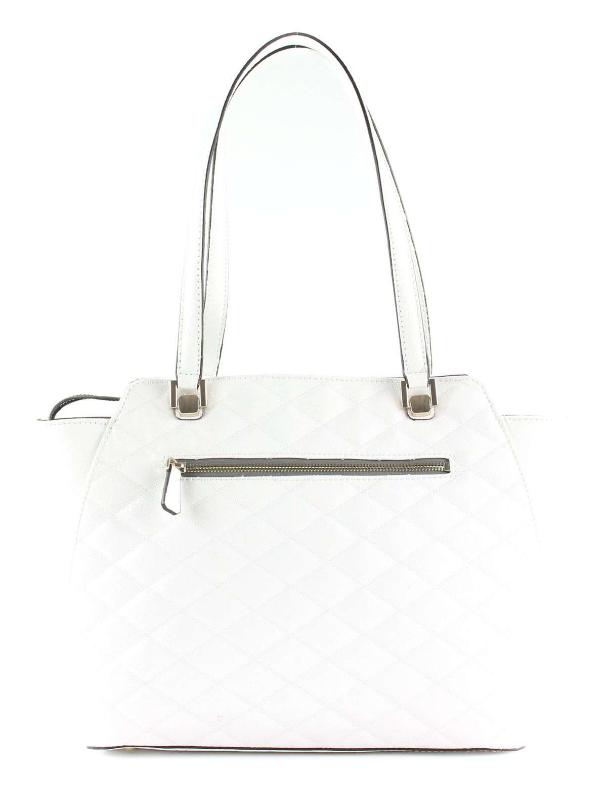 GUESS Astrid Tote White