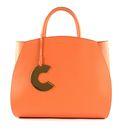 COCCINELLE Concrete Handbag Peach buy online at modeherz