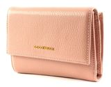 COCCINELLE Metallic Soft Flap Wallet Pivoine buy online at modeherz