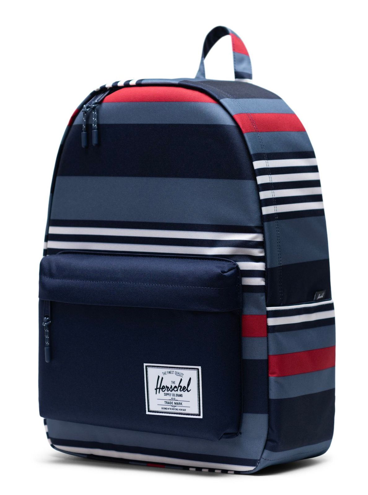 Herschel Classic X Large Backpack Malibu Stripe Peacoat