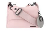 MANDARINA DUCK Mellow Leather Crossover Bag S Rose Metal online kaufen bei modeherz