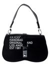 GUESS Asher Shoulder Bag Black Multi online kaufen bei modeherz