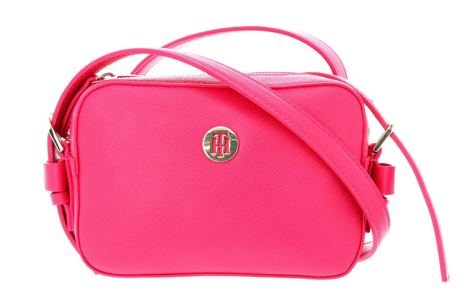 tommy hilfiger pink wallet