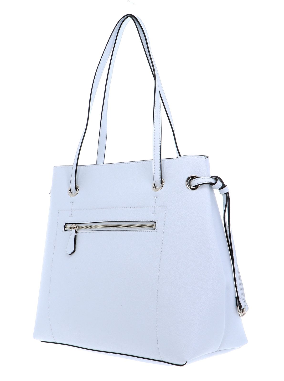 GUESS Digital Shopper White