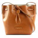THE BRIDGE Cernaia Bucket Bag Cognac online kaufen bei modeherz
