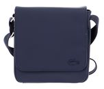 LACOSTE Men's Classic Flap Crossover Bag Peacoat buy online at modeherz
