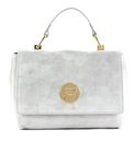 COCCINELLE Liya Suede Small Handbag Dolphin buy online at modeherz