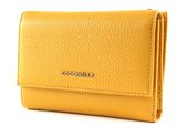 COCCINELLE Metallic Soft Flap Wallet Sun buy online at modeherz