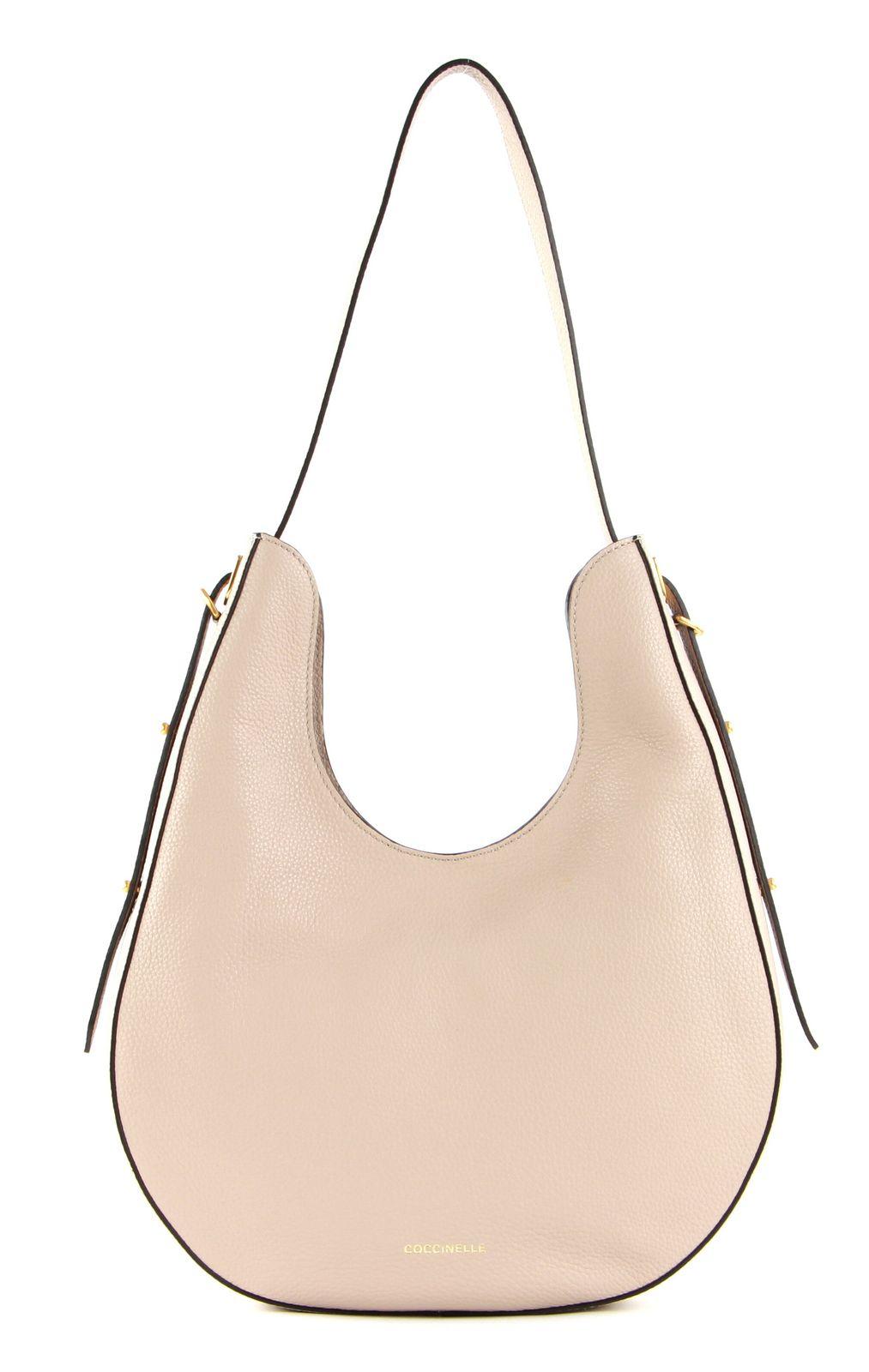 COCCINELLE Bagatelle Soft Shoulderbag Powder Pink