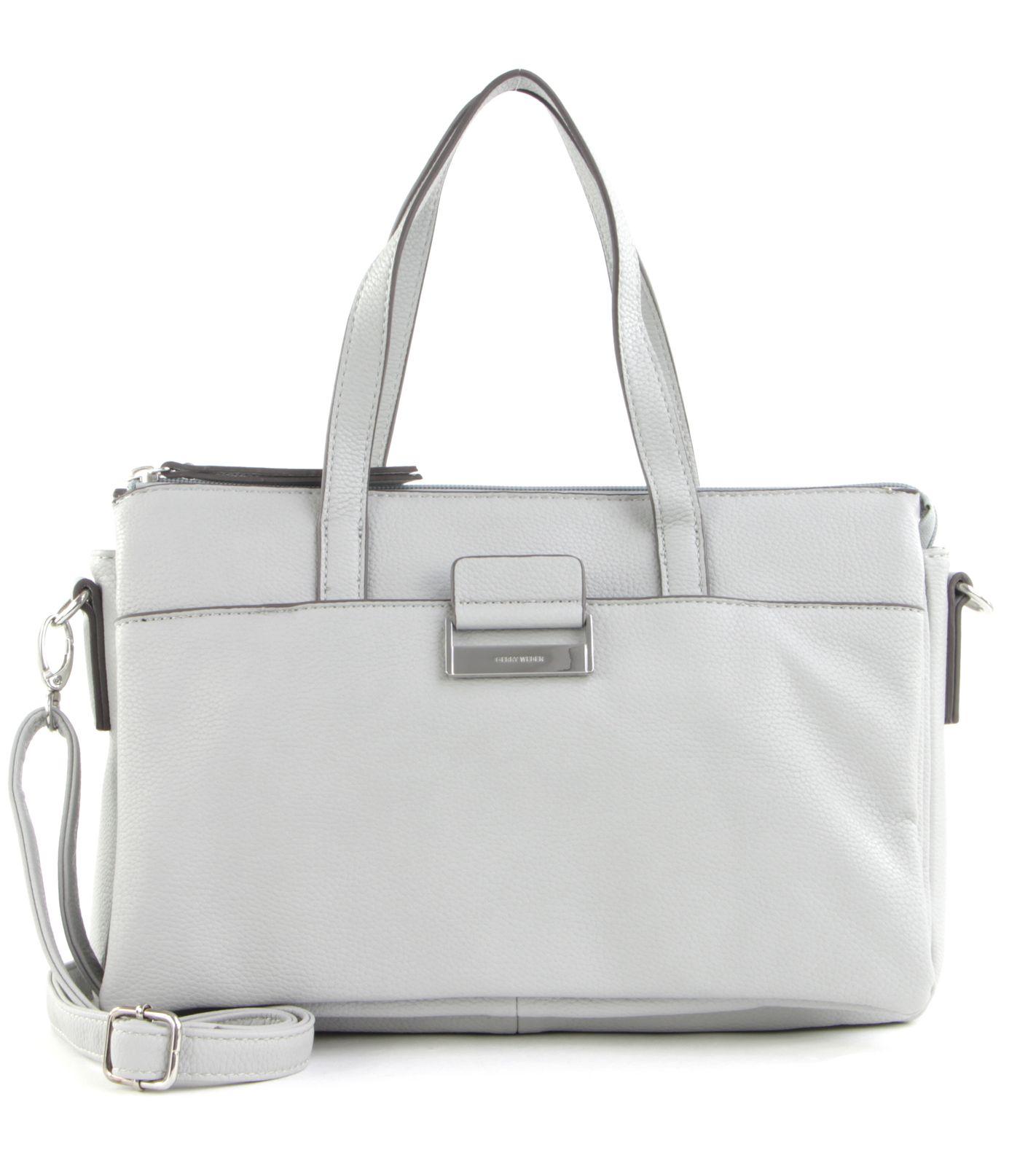 GERRY WEBER Talk Different II Handbag SHZ Opal Gray