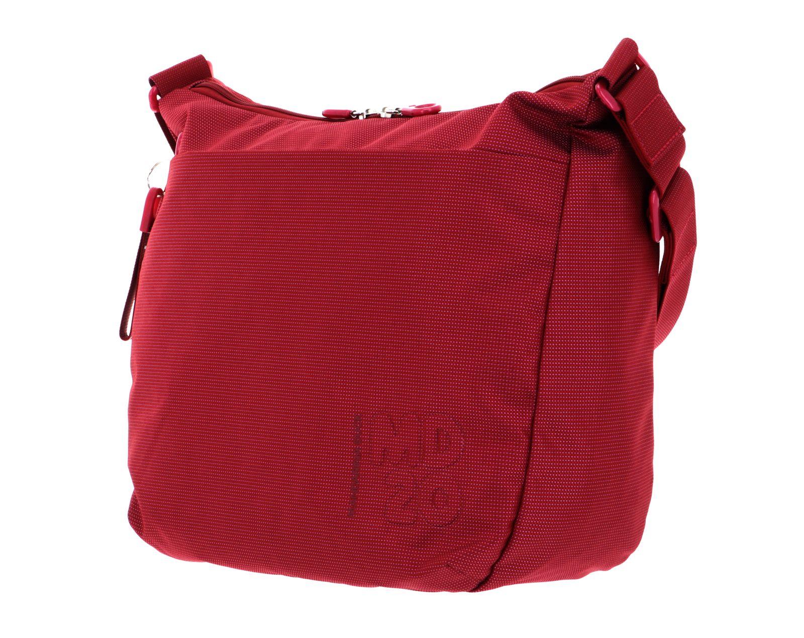 MANDARINA DUCK MD20 Hobo Bag Cerise