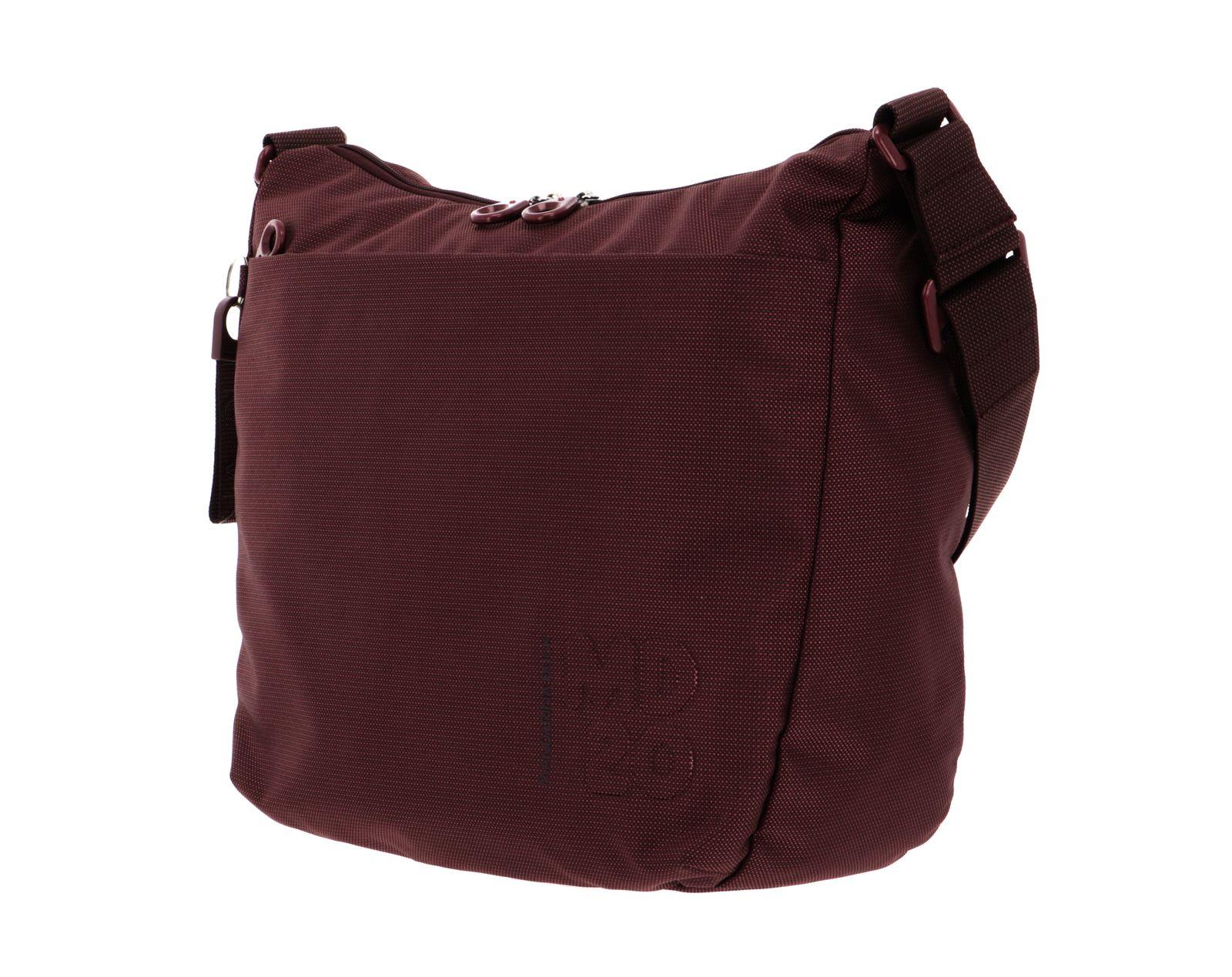 MANDARINA DUCK MD20 Hobo Bag Mahogany