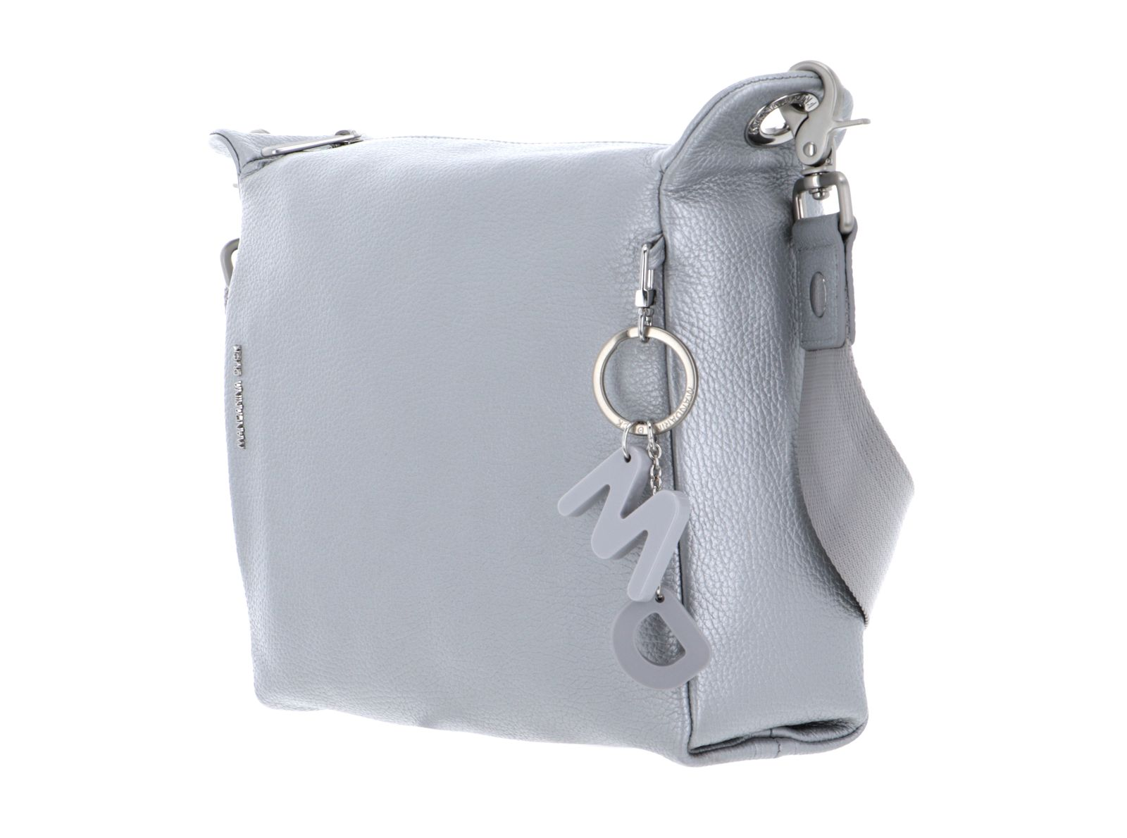 MANDARINA DUCK Mellow Lux Crossover Bag M Snow