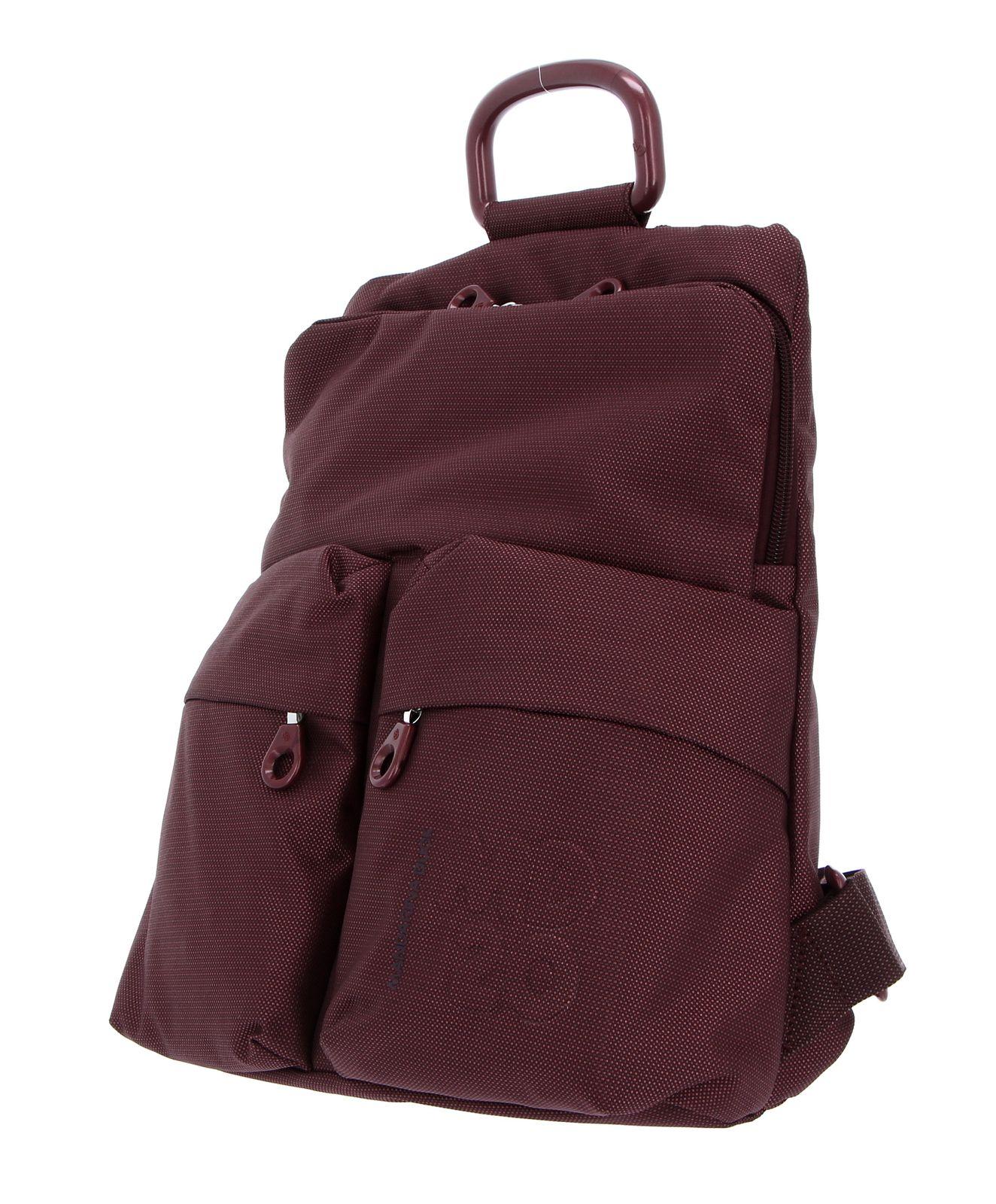 MANDARINA DUCK MD20 Backpack M Mahogany