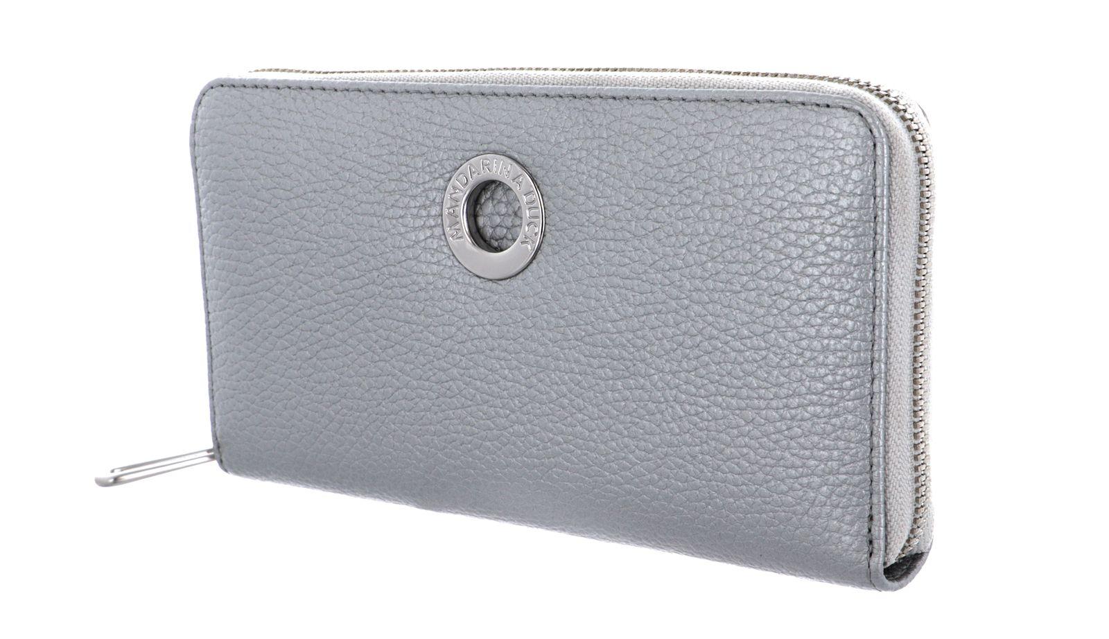 MANDARINA DUCK Mellow Lux Zip Around Wallet L Snow