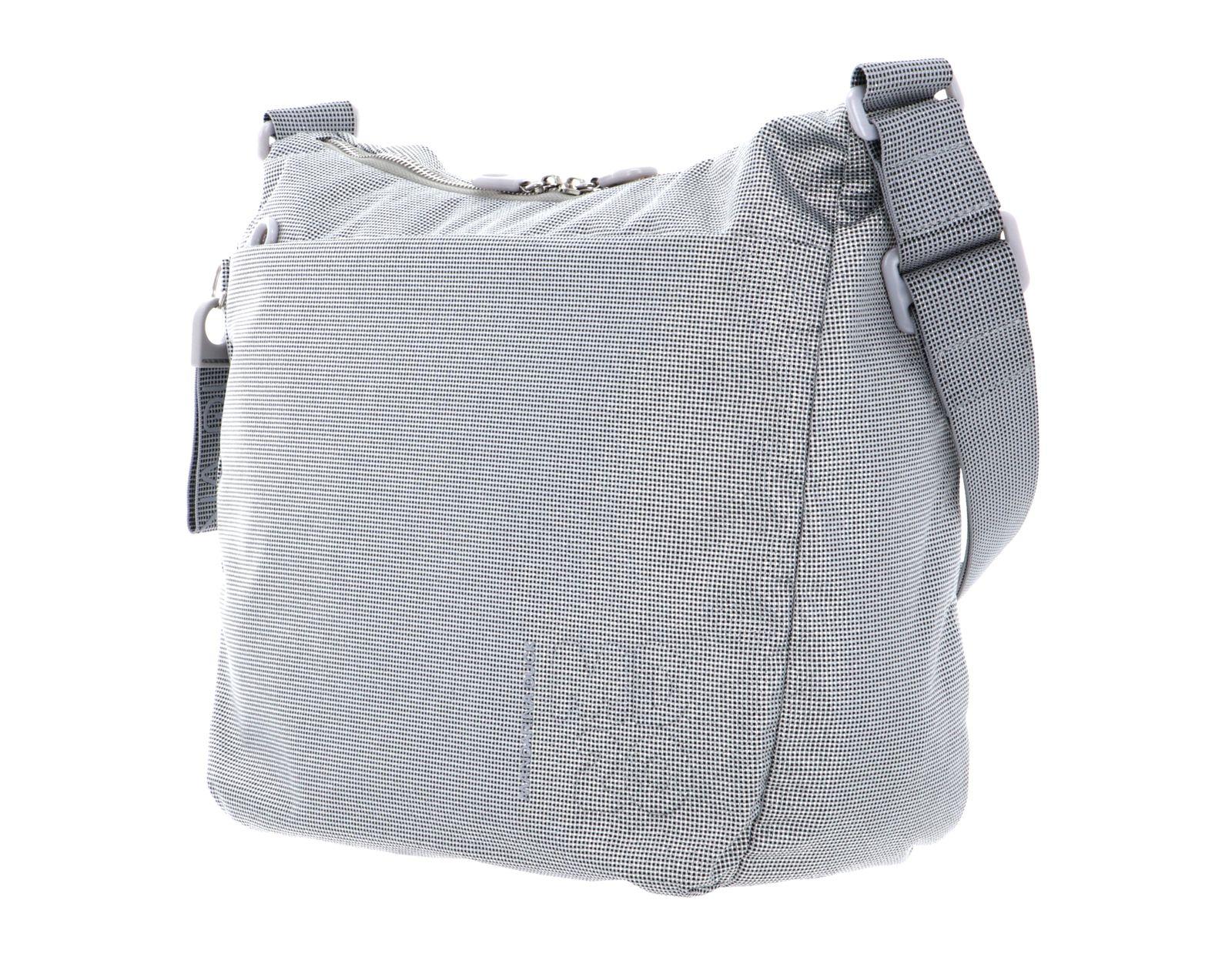 MANDARINA DUCK MD20 Lux Hobo Bag Snow