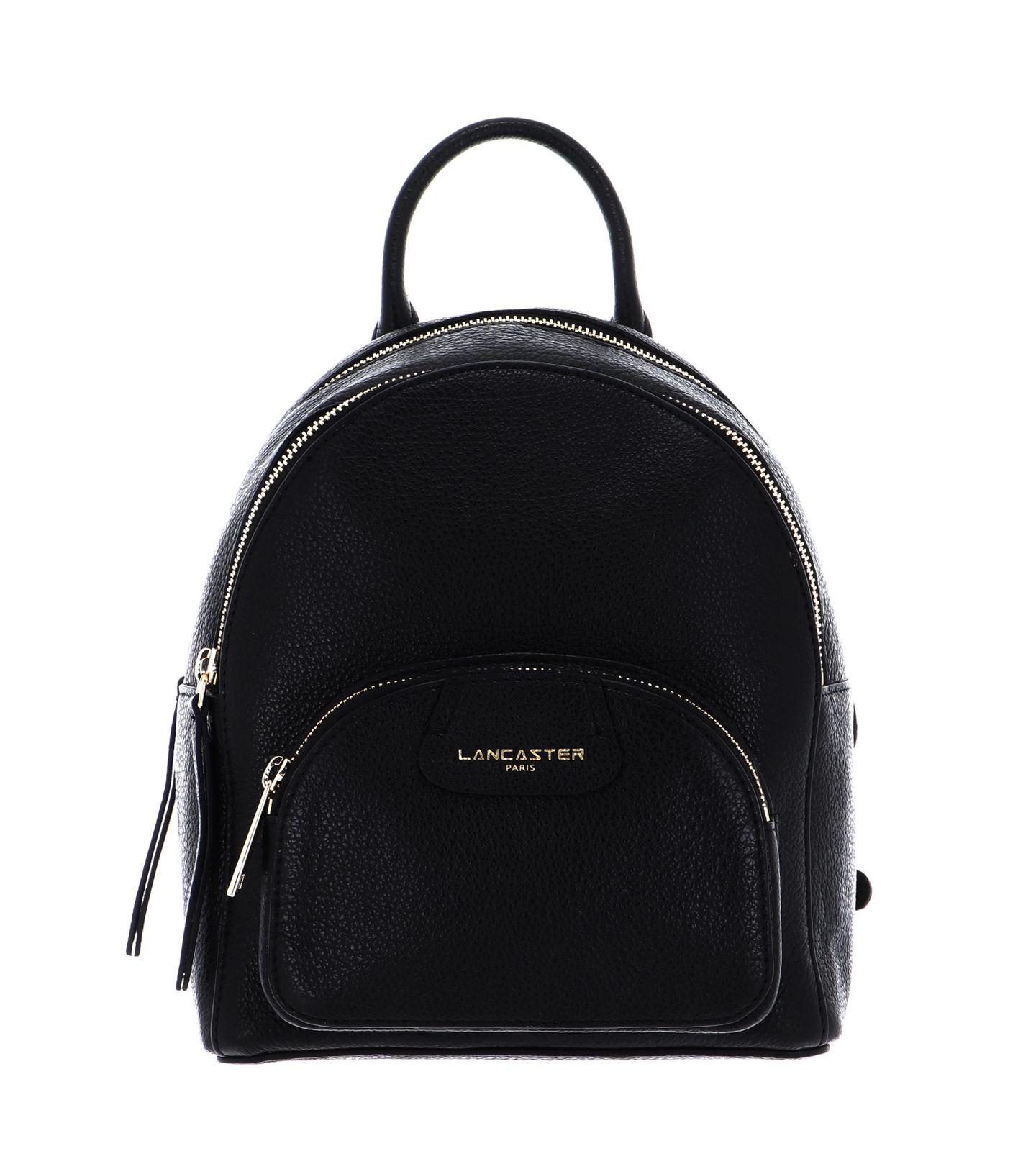 LANCASTER Dune Backpack M Noir
