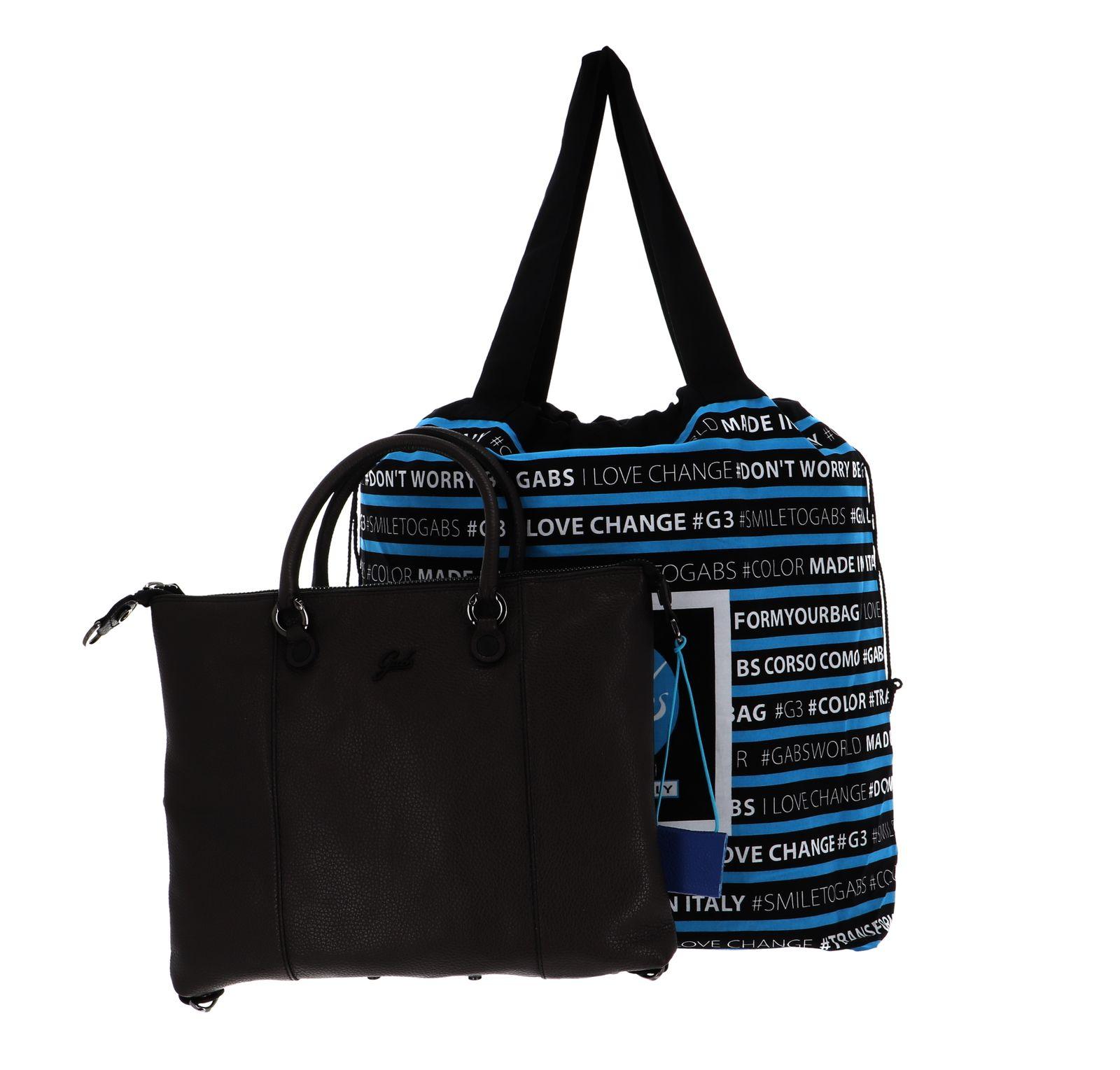 Gabs G3 Plus Flat Bag M Ebano