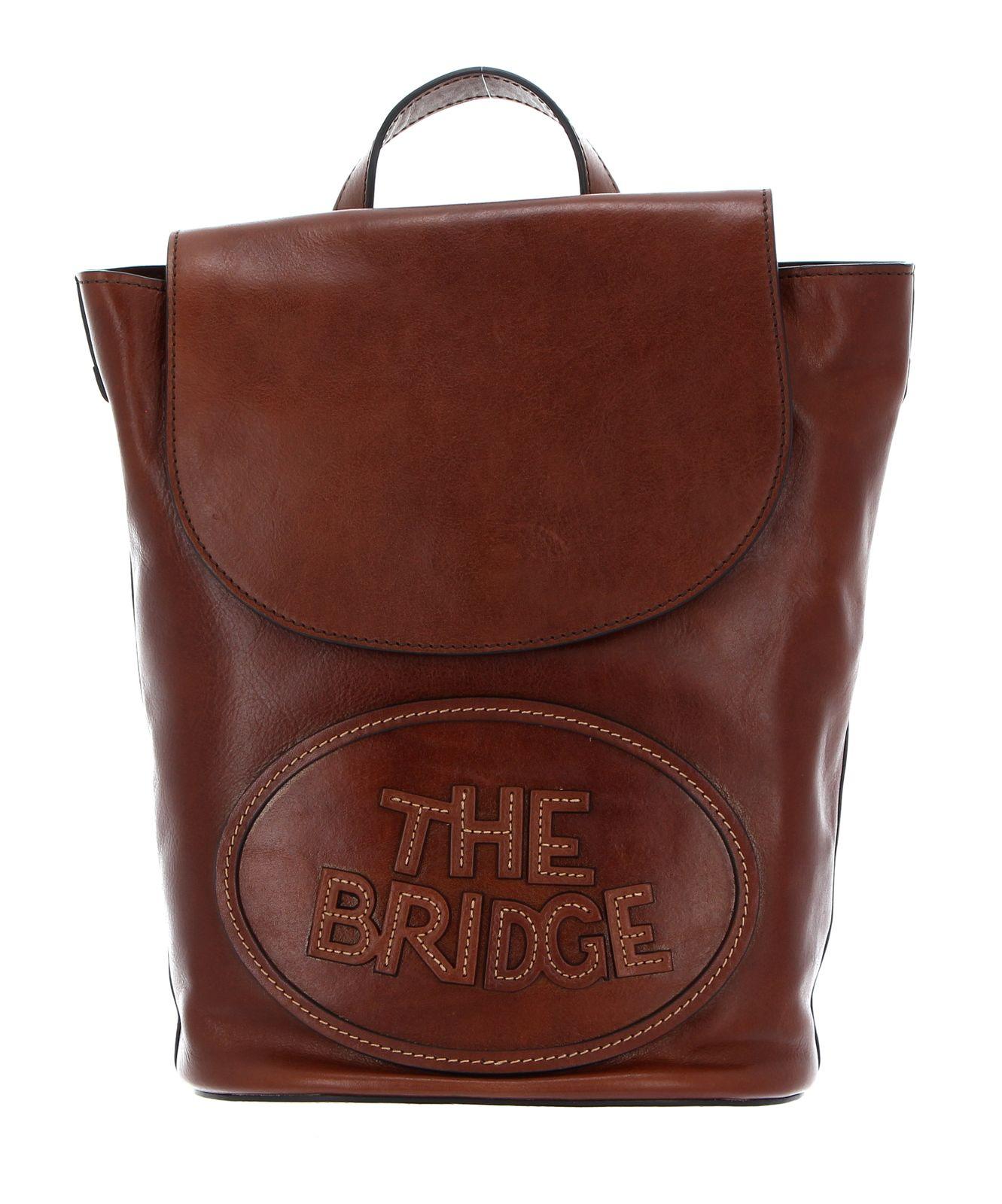 THE BRIDGE Penelope Backpack Marrone TB 14