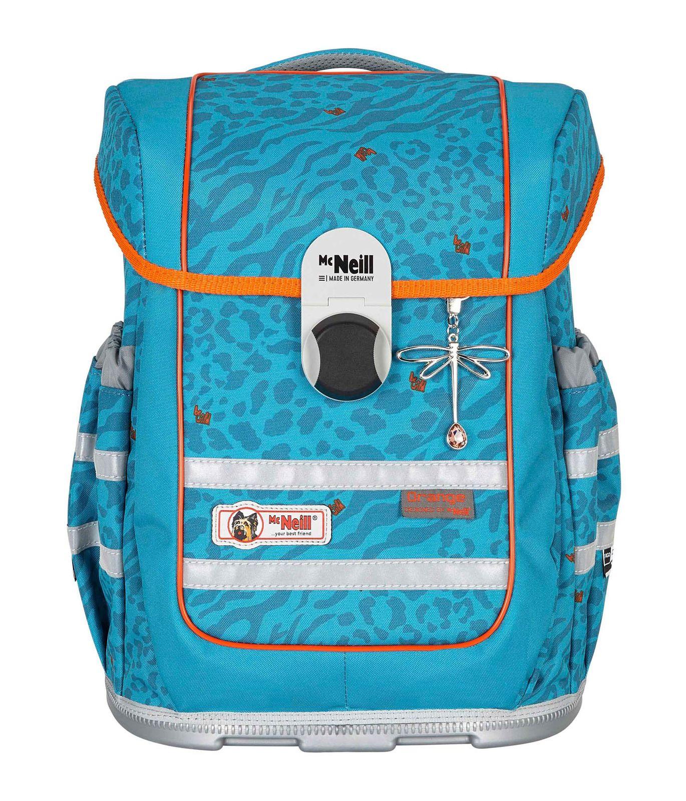 McNeill Ergo Complete Schoolbag Orange
