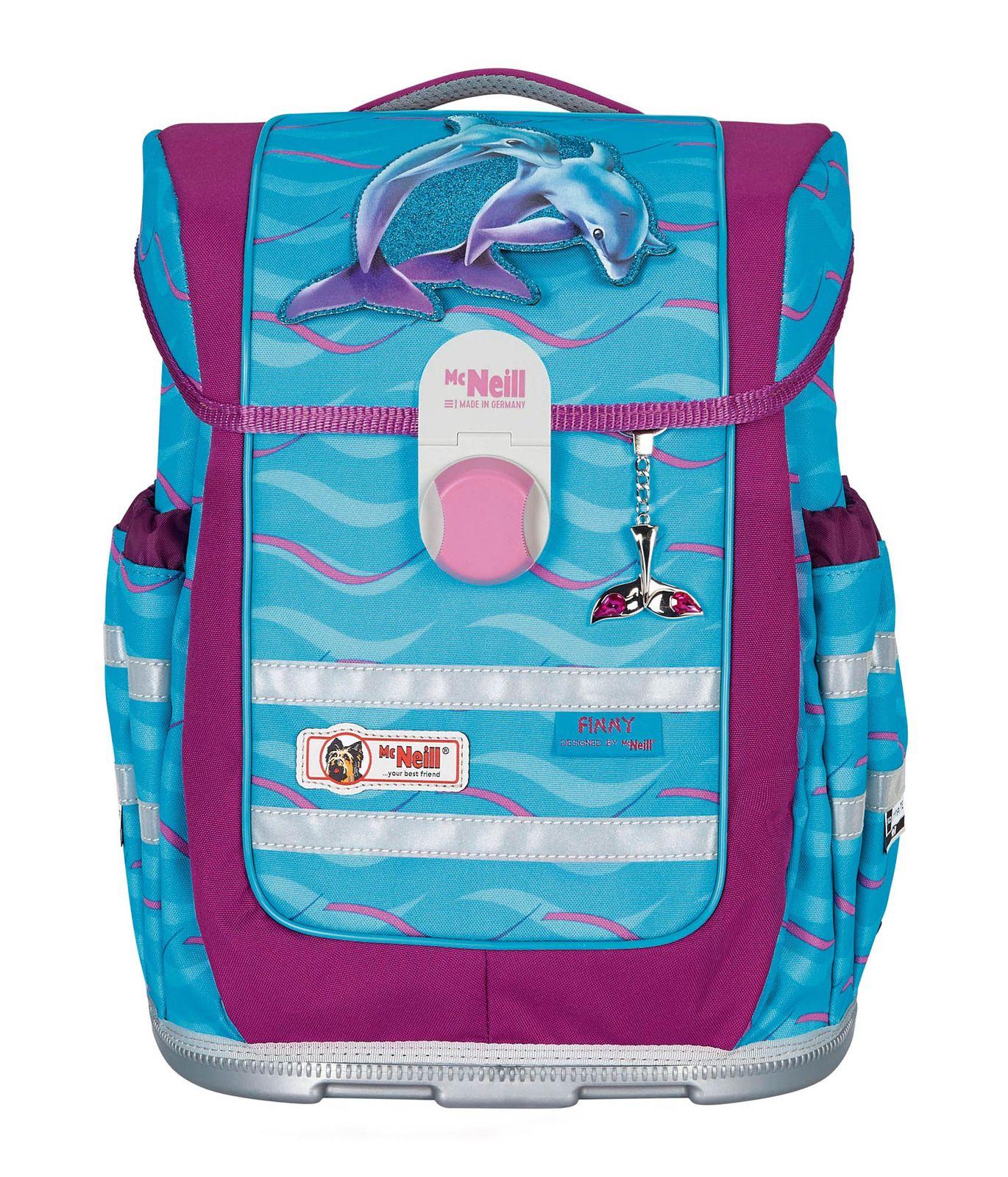 McNeill Ergo Complete Schoolbag Finny