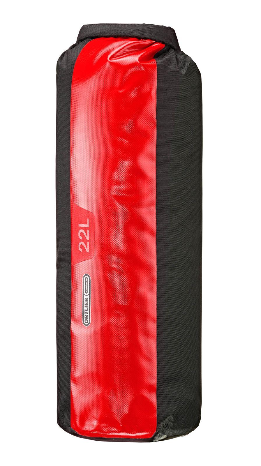 ORTLIEB Dry-Bag PS490 22L Black-Red