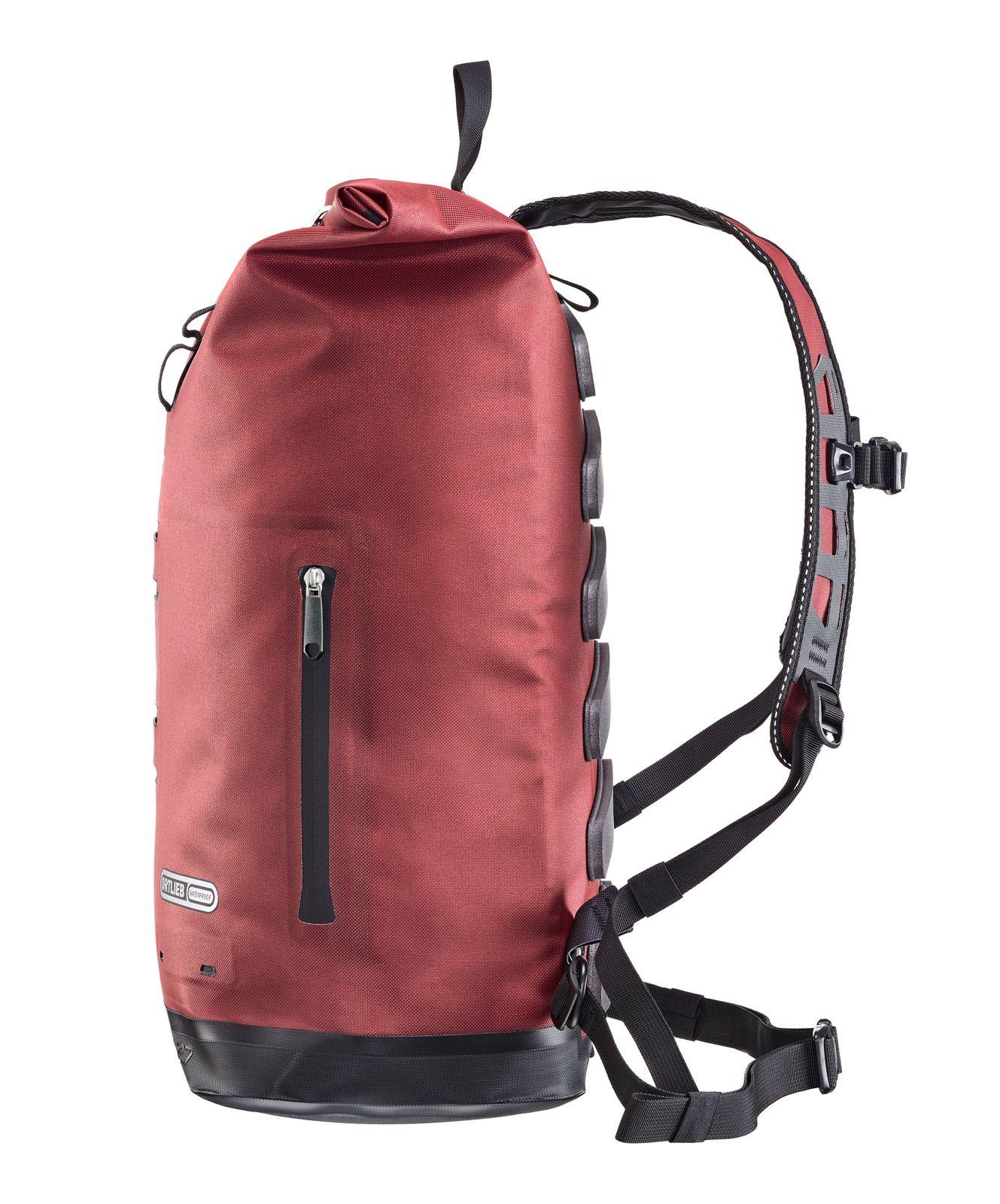 ORTLIEB City Commuter-Daypack City Backpack 27L Dark Chili