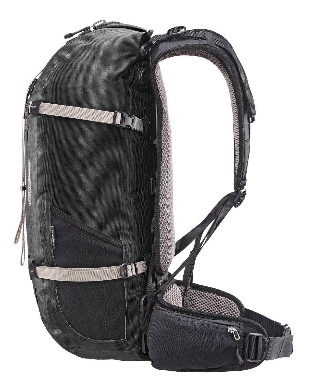 ORTLIEB Atrack Bike / Outdoor Backpack 25L Black