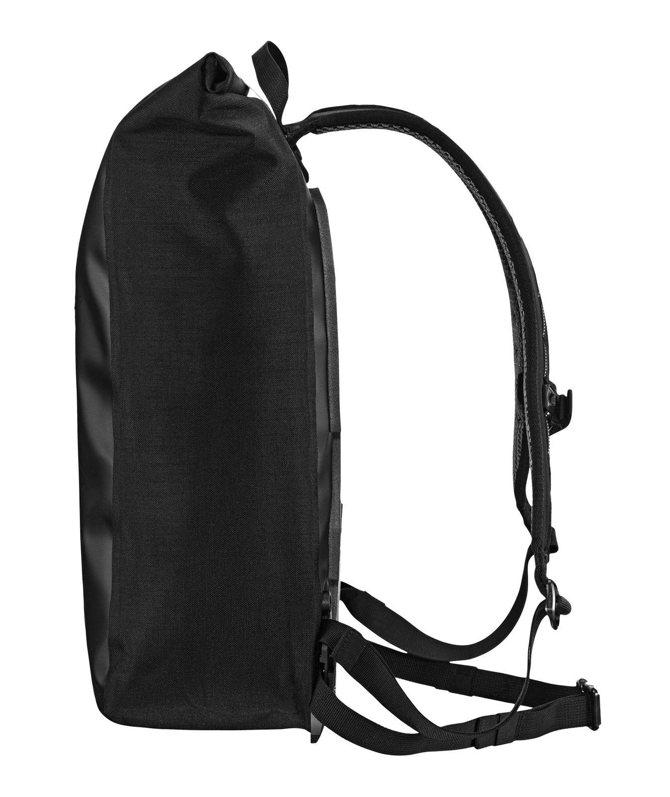 ORTLIEB Design Velocity City Backpack 23L Symmetry / Black Matt