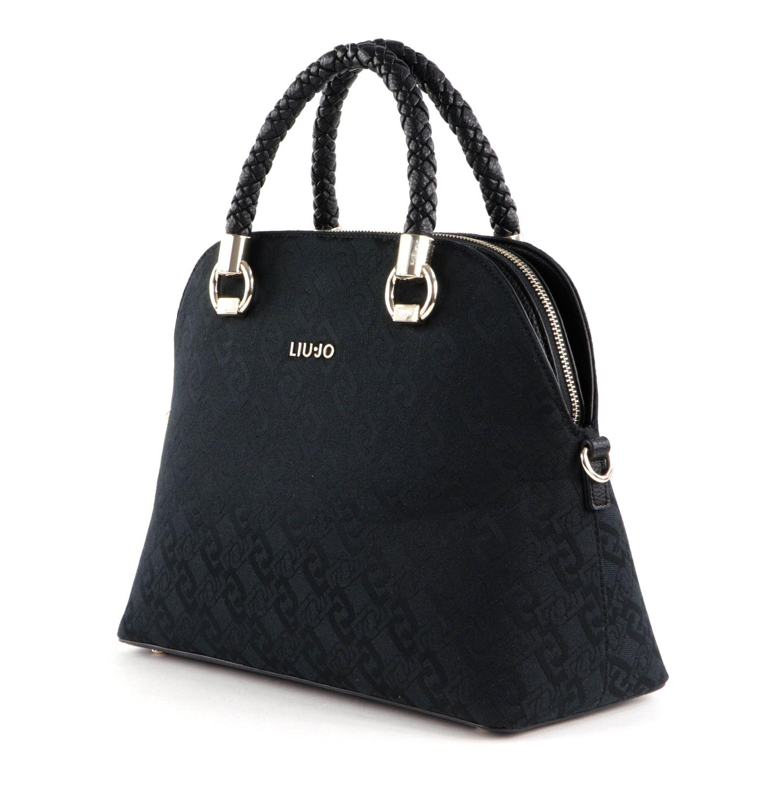 LIU JO Manhattan Handbag Nero