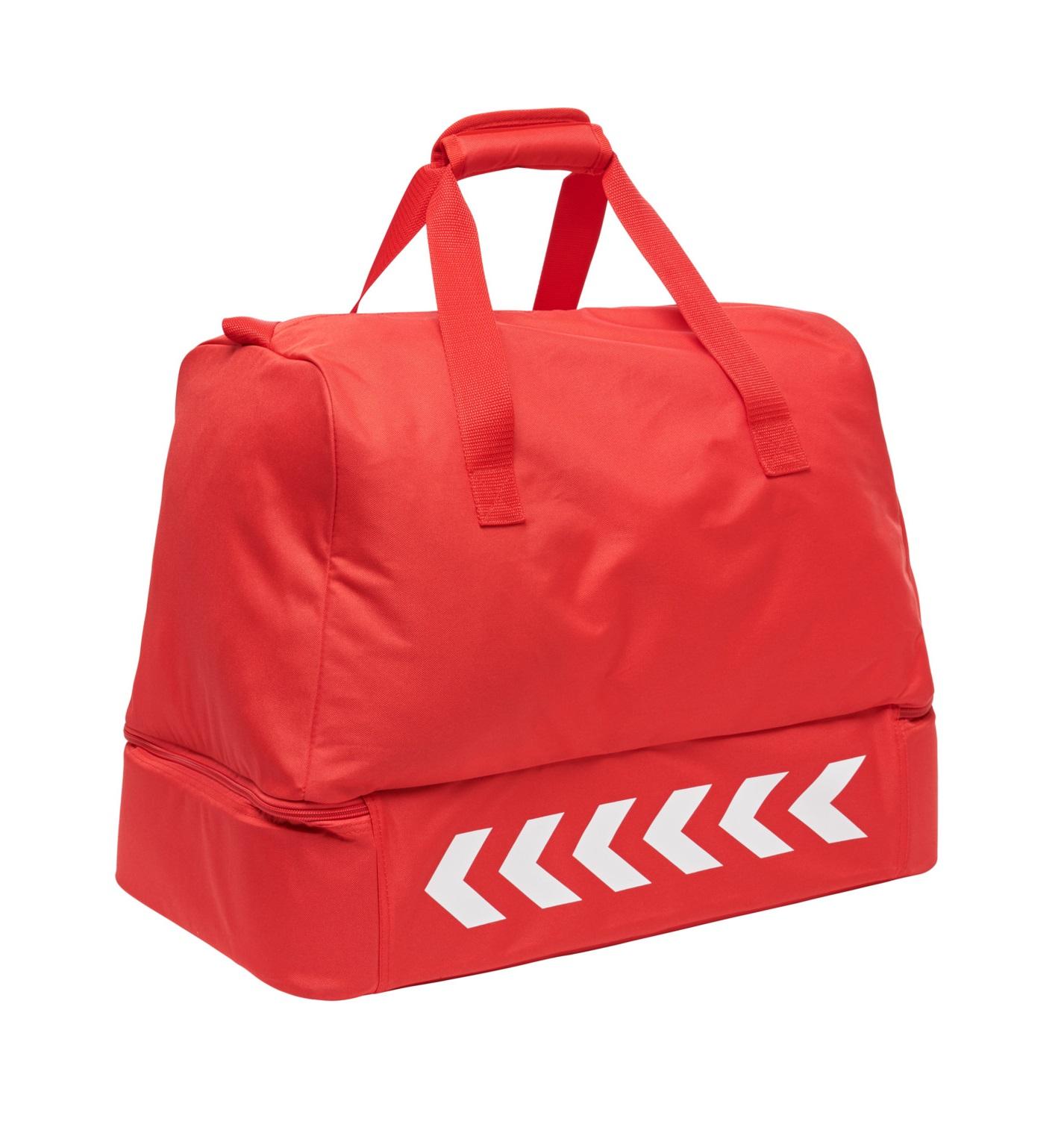 hummel Core Football Bag L True Red