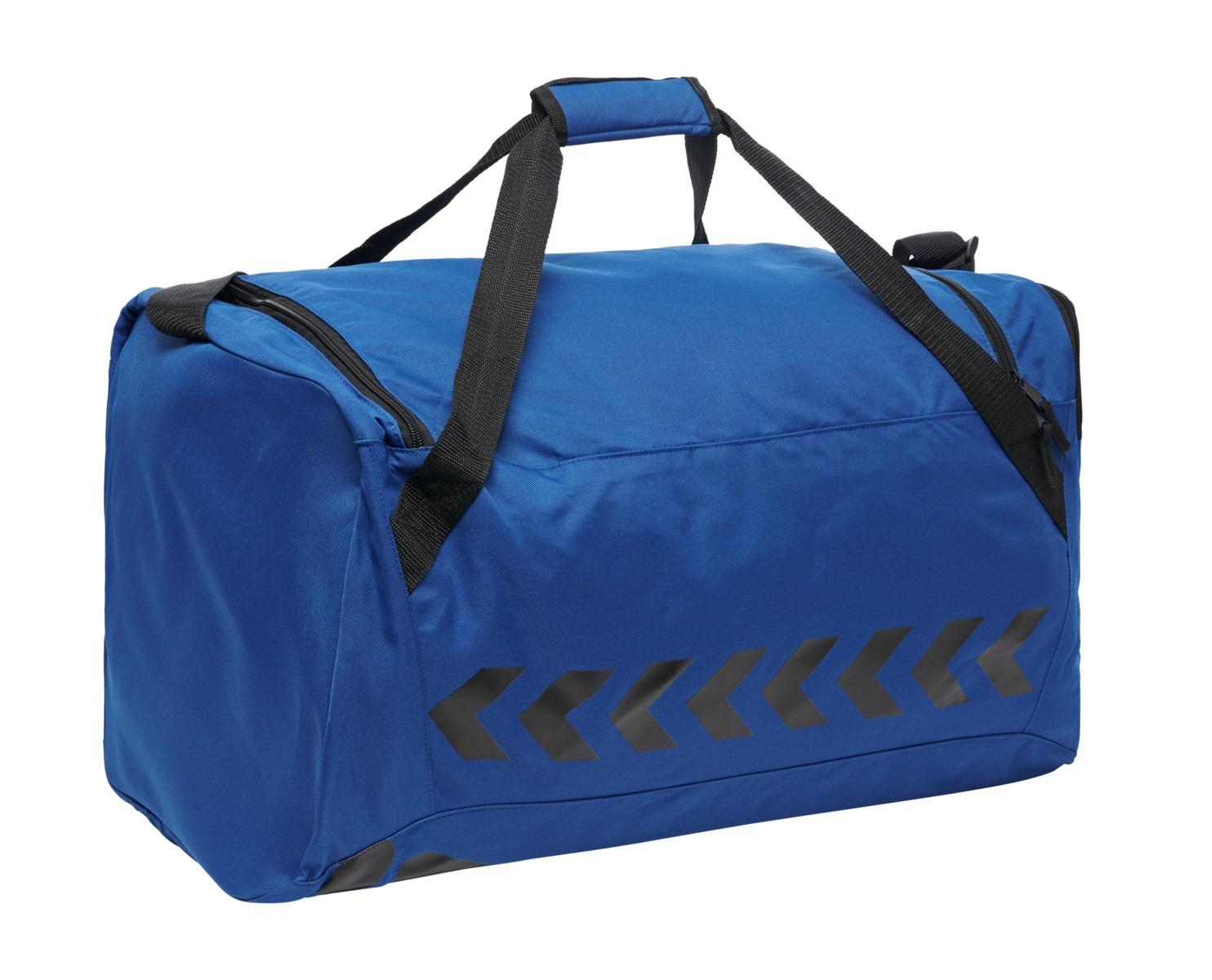 hummel Core Sports Bag L True Blue / Black