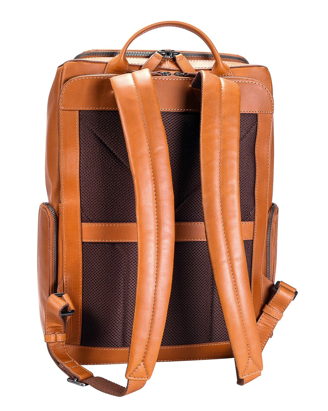 LEONHARD HEYDEN Ottawa Backpack Orange