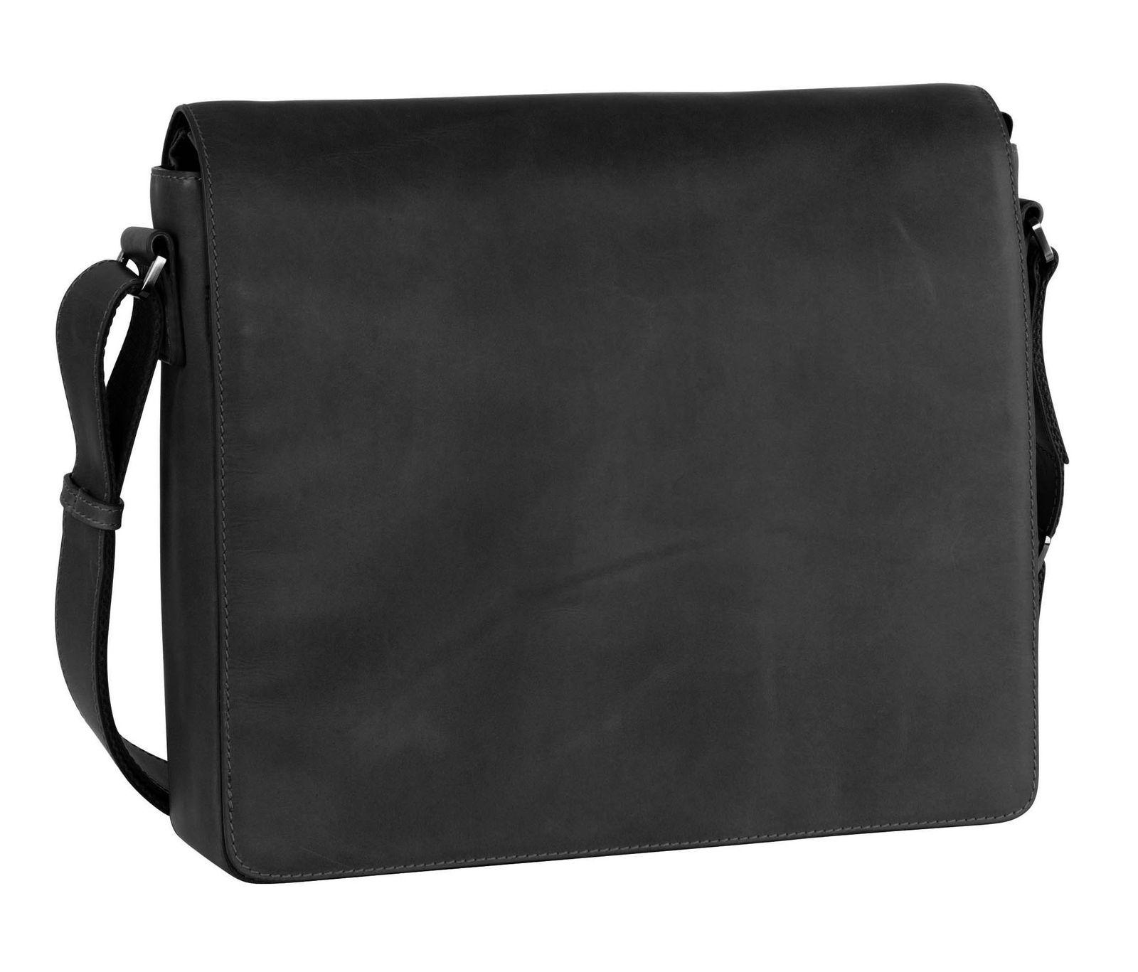 LEONHARD HEYDEN Ottawa Crossbody Bag M Black