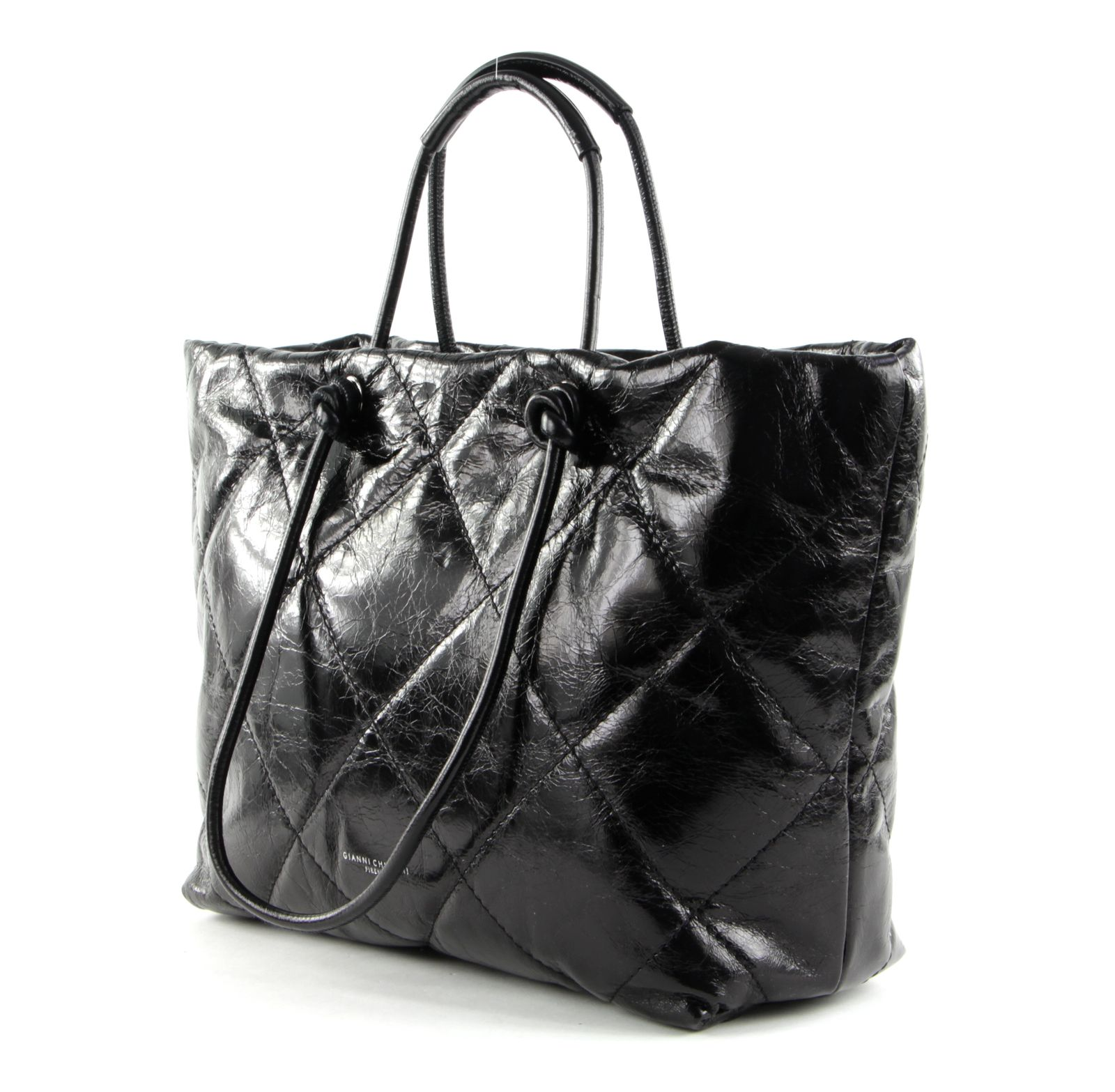 GIANNI CHIARINI Kate Handbag Nero