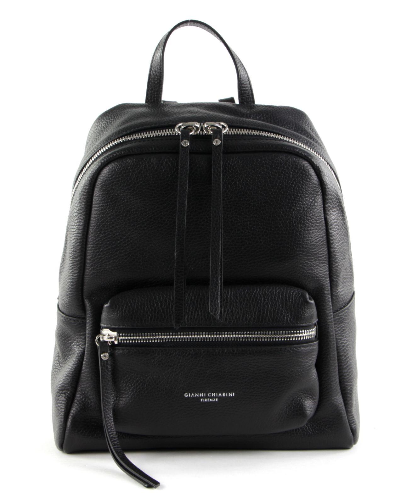 GIANNI CHIARINI Luna Backpack Nero