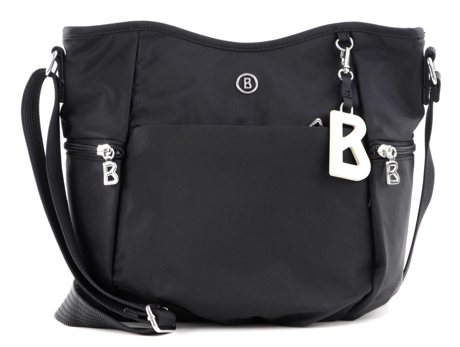 Bogner Verbier Aria Shoulderbag L Black