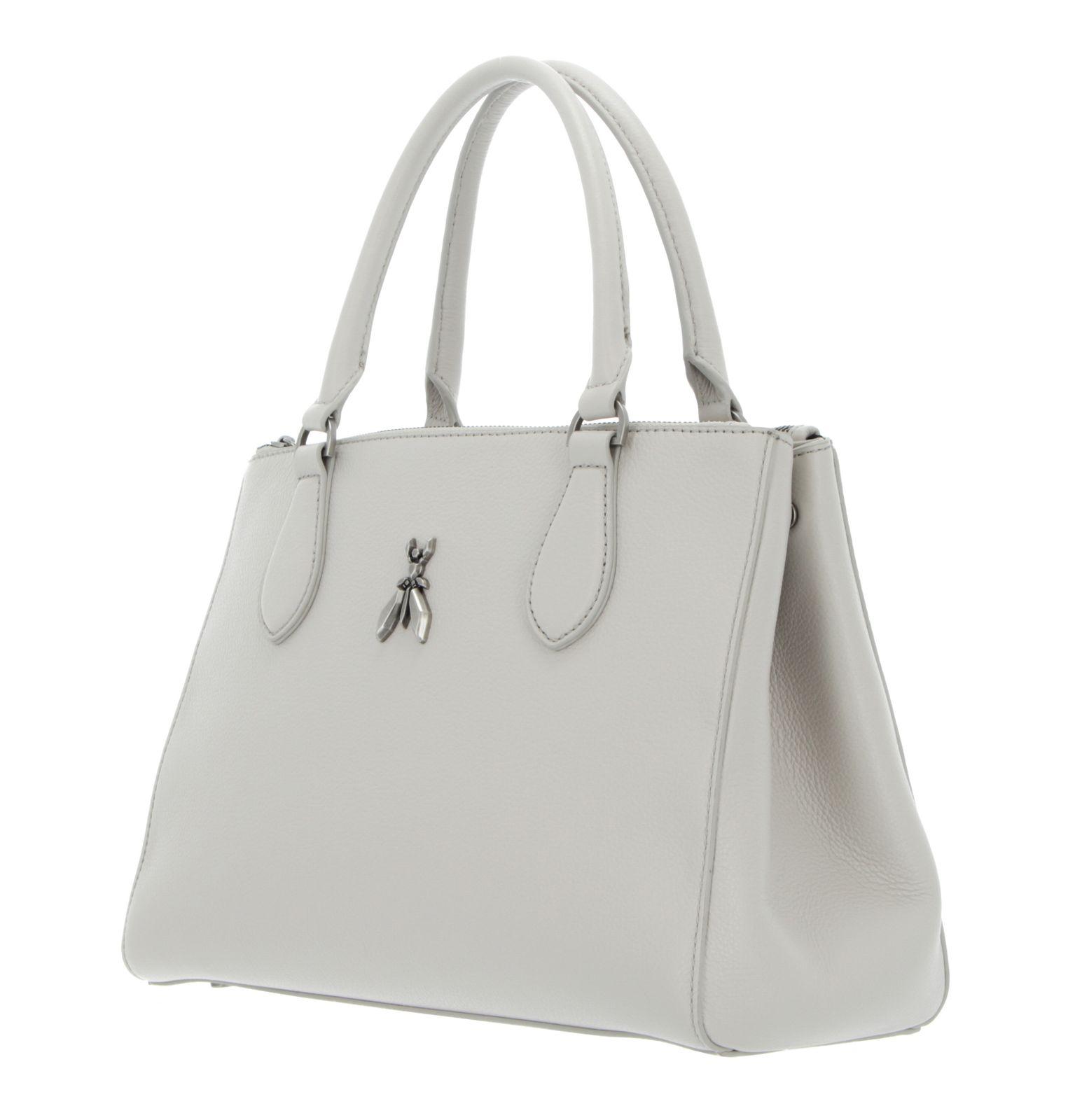 PATRIZIA PEPE Handbag Ice Grey