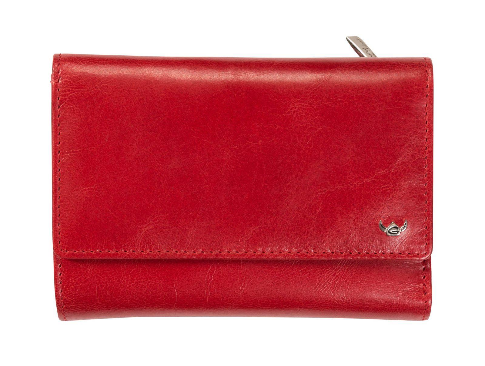 Golden Head Tosca Wallet Red