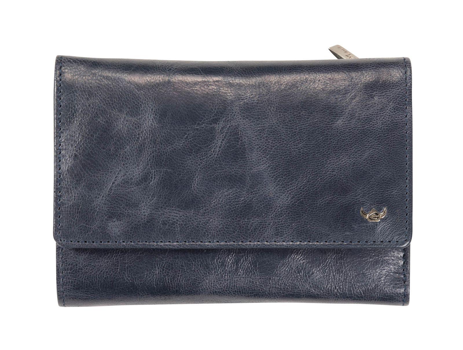 Golden Head Tosca Wallet Dark Blue