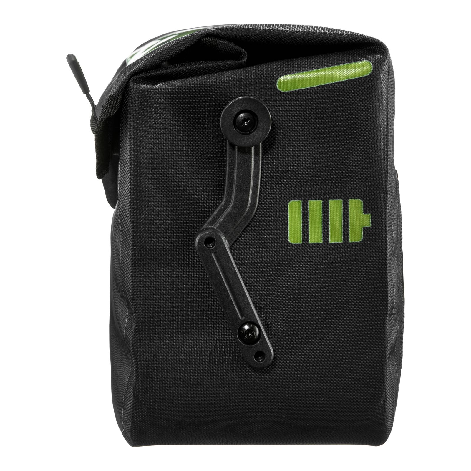 ORTLIEB E-Glow Bike Handlebar Bag 7L Black