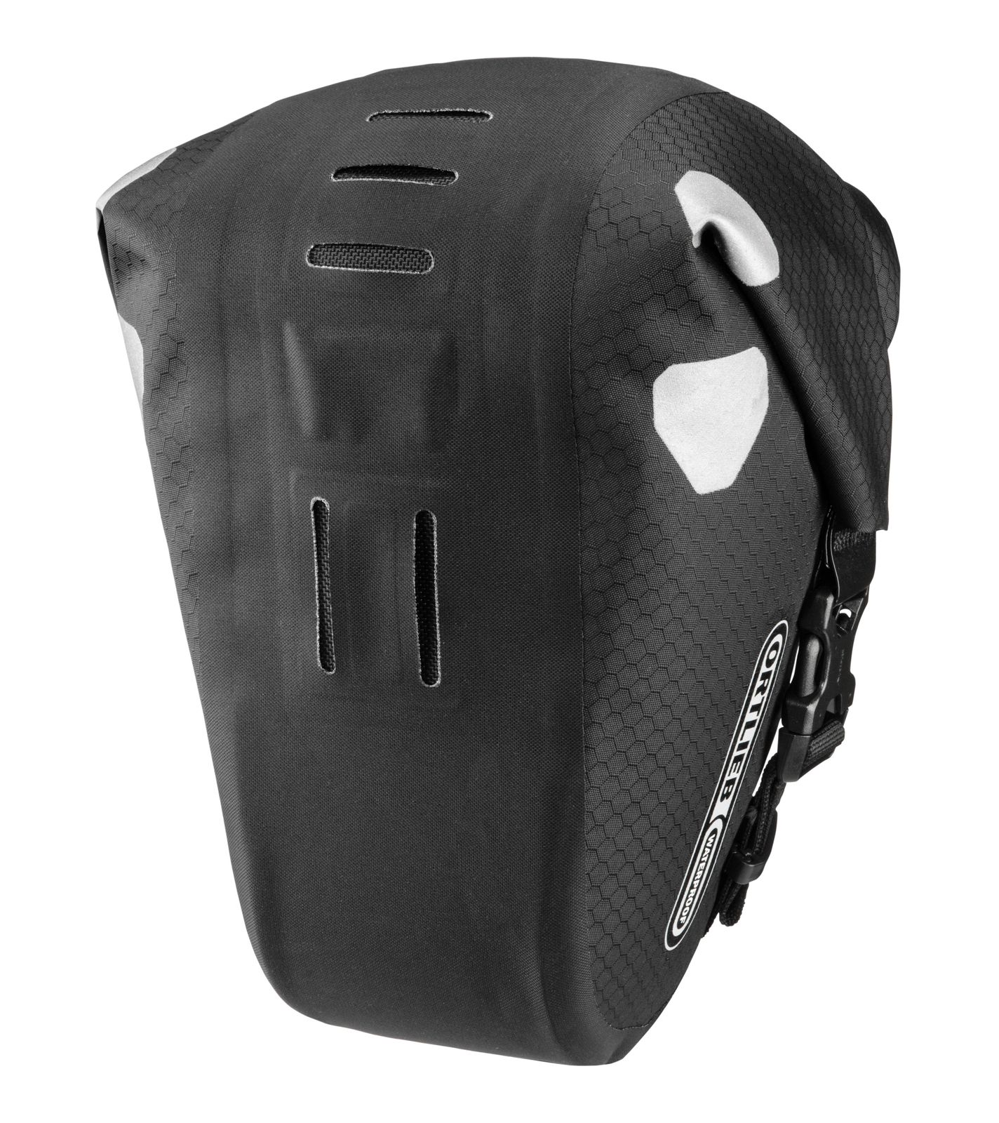 ORTLIEB Sport Cycling Saddle-Bag Two Bike Saddle Bag 1,6L Black Matt