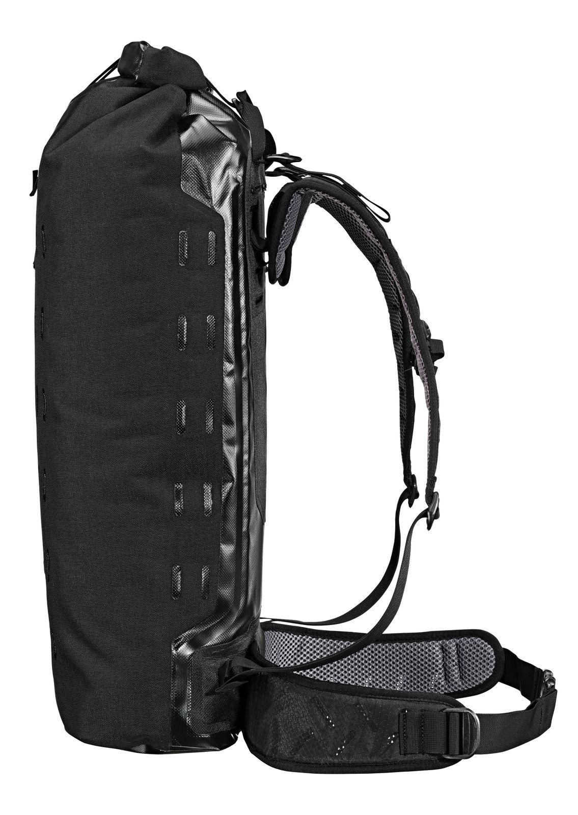ORTLIEB Gear-Pack Bike / Outdoor Backpack 32L Black