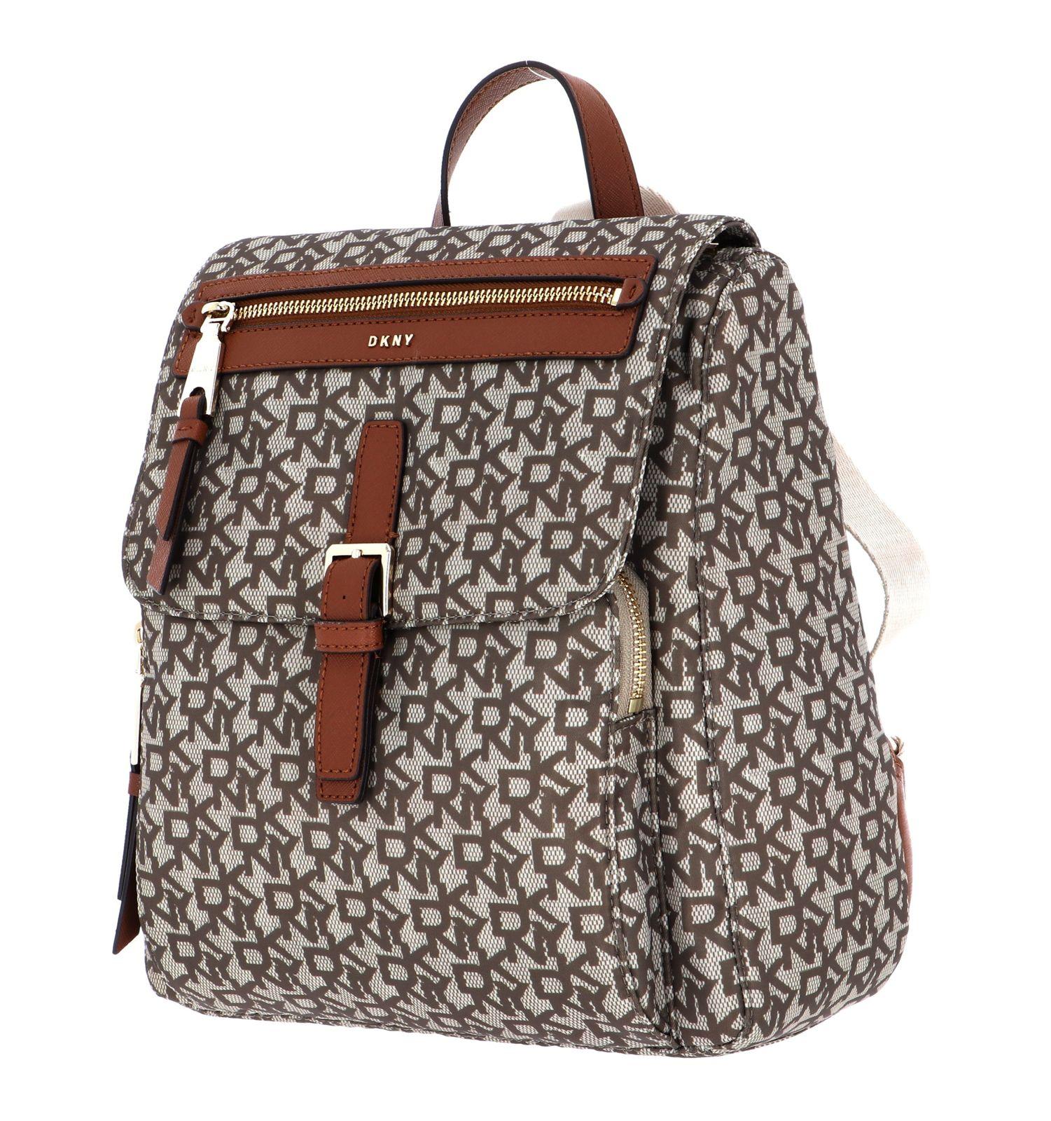 DKNY Cora Backpack Chino / Caramel